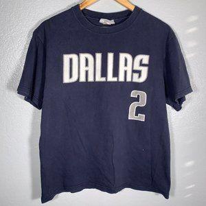 Youth NBA Vintage Dallas Mavericks Jason Kidd Tee